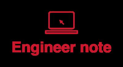 Engineer note